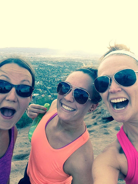 Climbing Camelback Mountain in Scottsdale Will Leave You Speechless