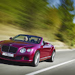 Bentley Unveils New Continental GT Speed Convertible at Detroit