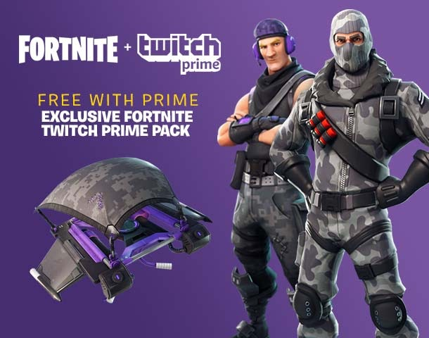 How To Get Fortnite Twitch Prime Skins Aimbot Fortnite Que Es
