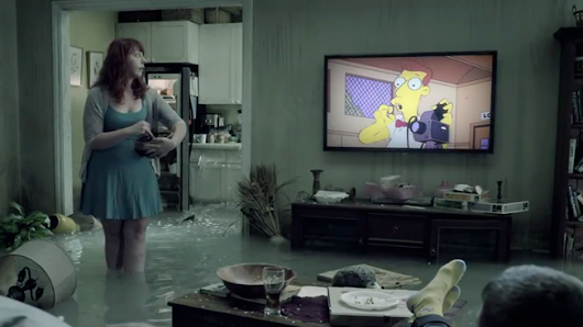 Ad of the Day: The End Is Nigh in Brilliantly Bleak Ad for FXX's Simpsons Mega-Marathon