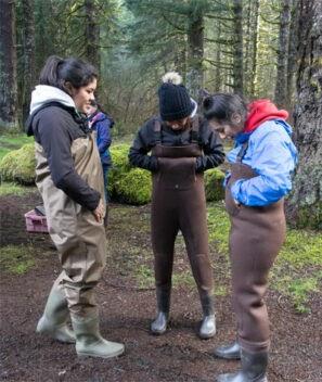 Women in Waders TM Photoshoot - video dailymotion