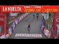 Vídeo de la victoria de Primoz Roglic en la 1ª etapa de la Vuelta a España 2020