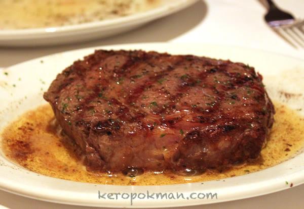 Ruth's Chris Steak House, Singapore