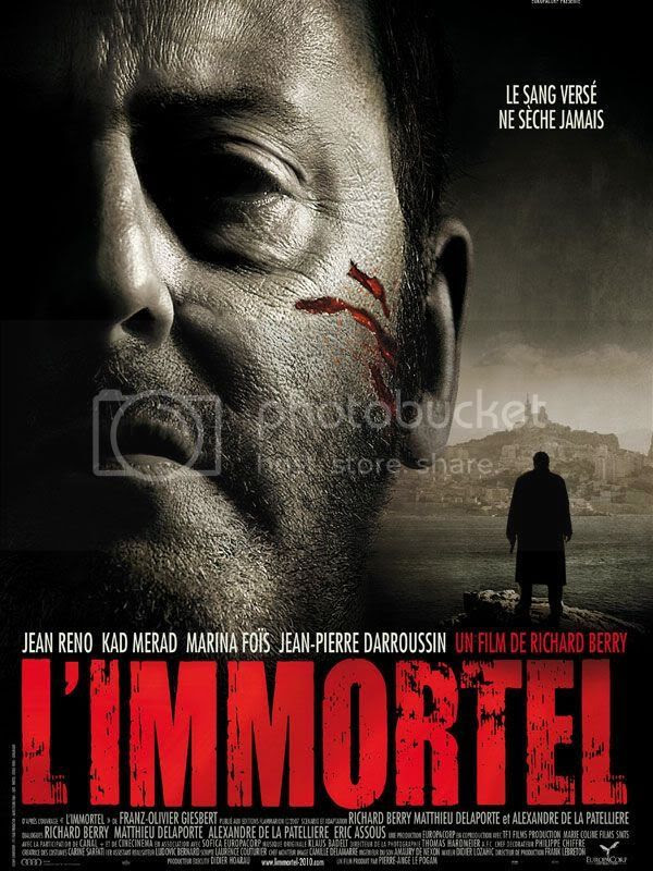 L' Immortel 22 Balas