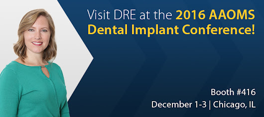 Save on Medical Equipment at the 2016 AAOMS Dental Implant Conference