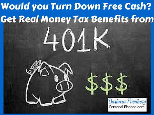 Tax Benefits of 401k Plans and Many More Money Reasons to Invest