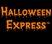 Large Selection of Costumes at Halloween Express