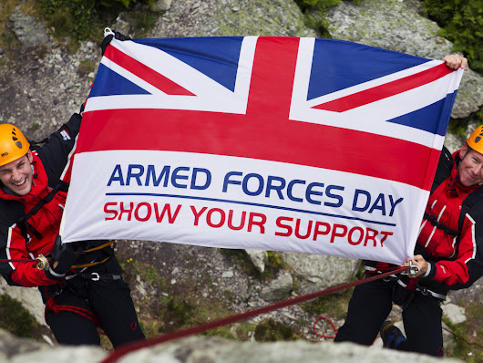 Show your support for Armed Forces Day
