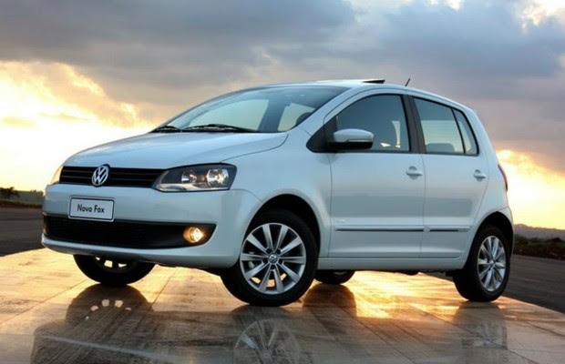 Volkswagen Fox (Foto: Divulgação)