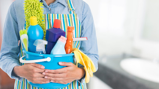 8 Cleaning Chores We All Forget That Make a Big Difference | ®