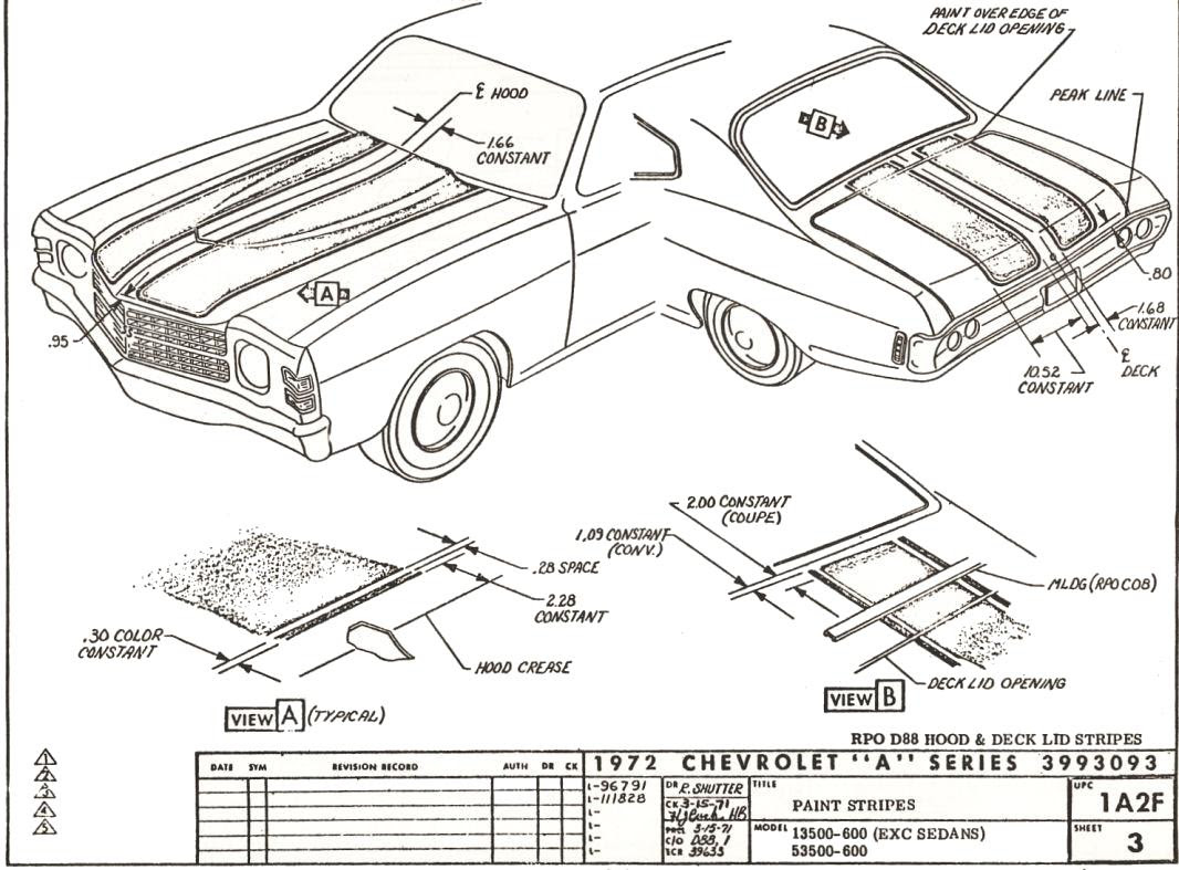 2e07 72 Corvette Dash Wiring Diagram Wiring Library