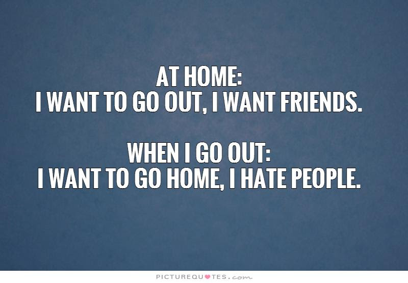 Quotes About Individuals Going Home 17 Quotes