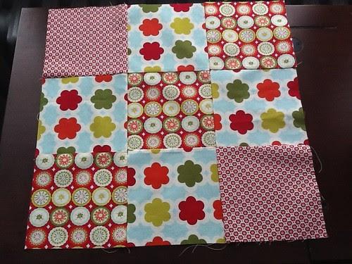 Terra's quilt block