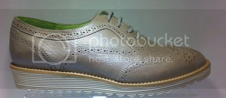 Fidji shoes silver summer brogue photo fidjishoeP01L419012.jpg
