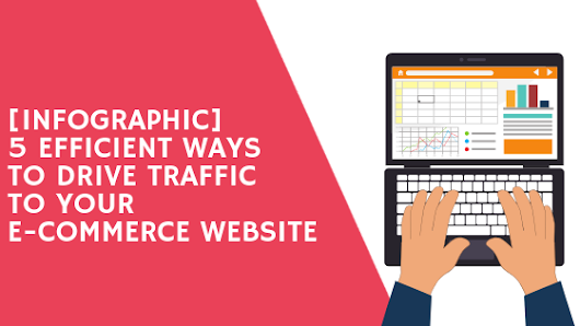 5 Efficient Ways To Drive Traffic To Your Ecommerce Website [Infographic] - Take Action Marketing