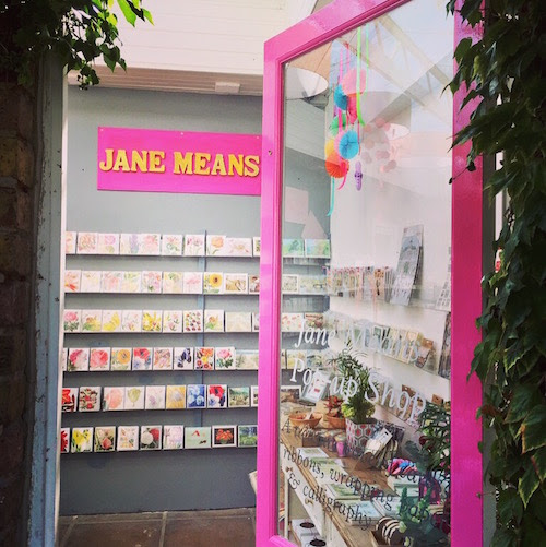 Jane Means launches a London stationery shop - Jane Means