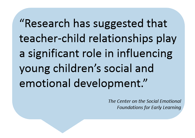 Why Are Social Relationships Important For Young Childrens