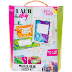 LaurDIY Marble Desk Décor Craft Kit