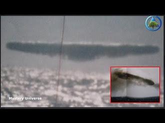 Arctic UFO Photographs,USS Trepang, SSN 674, March 1971 / Fotografías de Enormes OVNIS Desde el USS Trepang