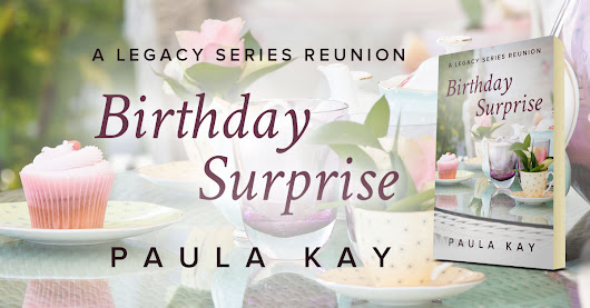 Showcase Spotlight: Birthday Surprise by Paula Kay - Beetiful Custom and Predesigned (Premade) Book Covers