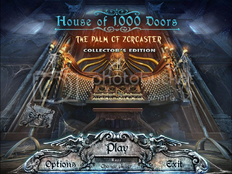 House of 1000 Doors 2: The Palm of Zoroaster Collectors Edition [FINAL]