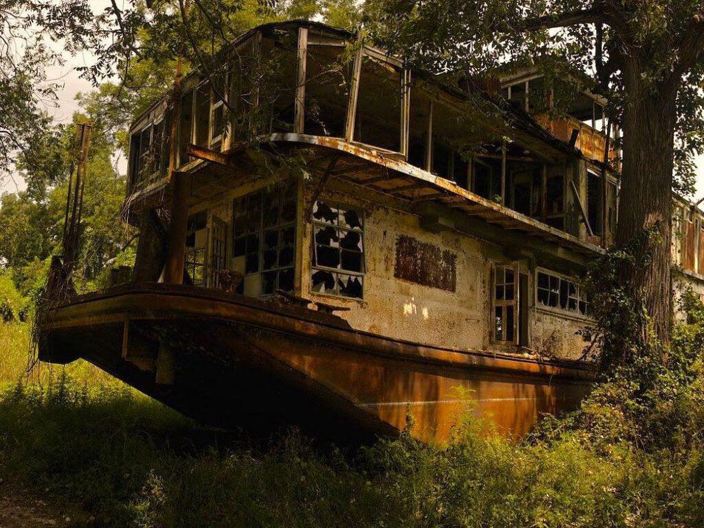 25 imagens incríveis de lugares abandonados