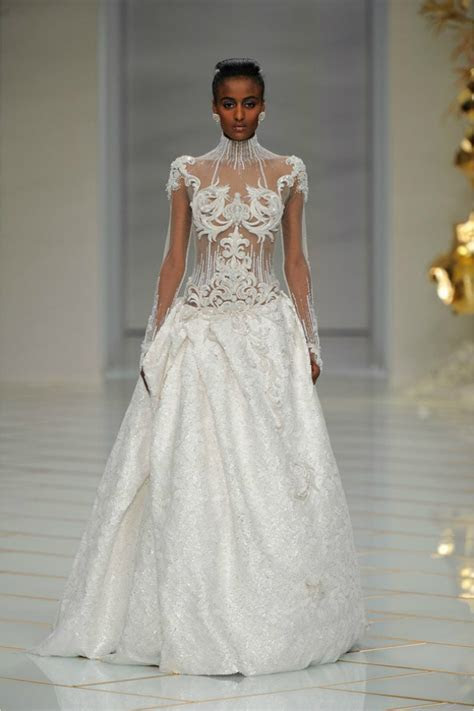10 Haute Couture Wedding Dresses From Paris Fashion Week