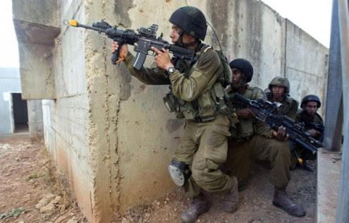 isrel army