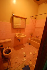 Parlor Bathroom Before