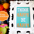 Think Happy, Be Happy! {Free Printables}