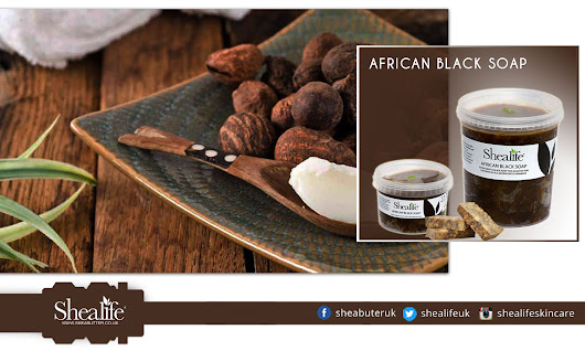 How is African Black Soap Made at home? / Sheabutter | Sheabutter.co.uk