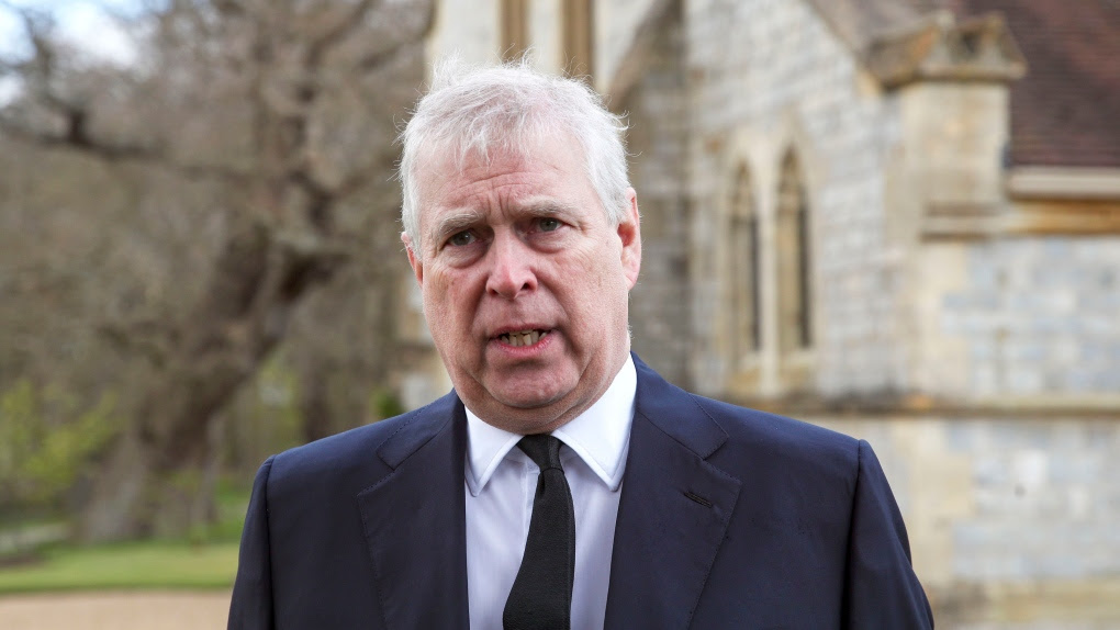 U.S. lawyers ask British courts to tell Prince Andrew of lawsuit against him