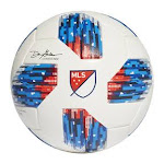 adidas MLS Nativo Official Match Soccer Ball (2018) 5 By SoccerEvolution