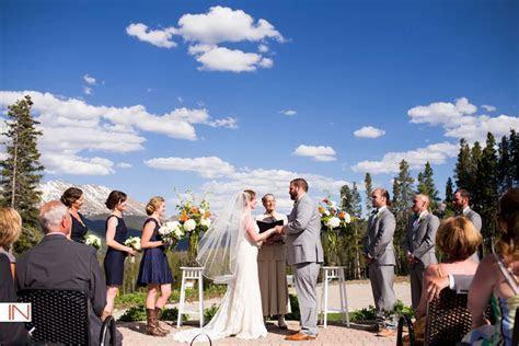 Ten Mile Station Wedding Photos, Breckenridge, Colorado
