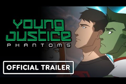 Breaking News: YOUNG JUSTICE Season 4 Episode 3 Watch Online, Release Date and Details