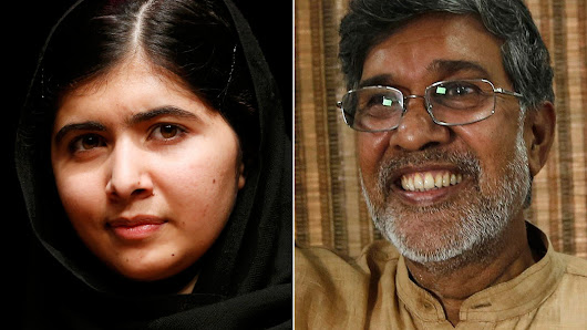 Malala Yousafzai and Kailash Satyarthi Are Awarded Nobel Peace Prize - NYTimes.com