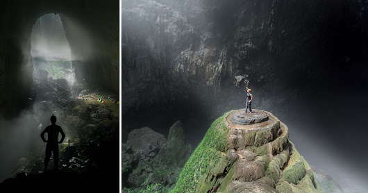 Photographing Hang Son Doong, the World's Largest Cave
