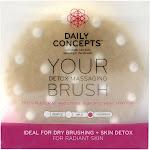 Daily Concepts Detox Massaging Brush