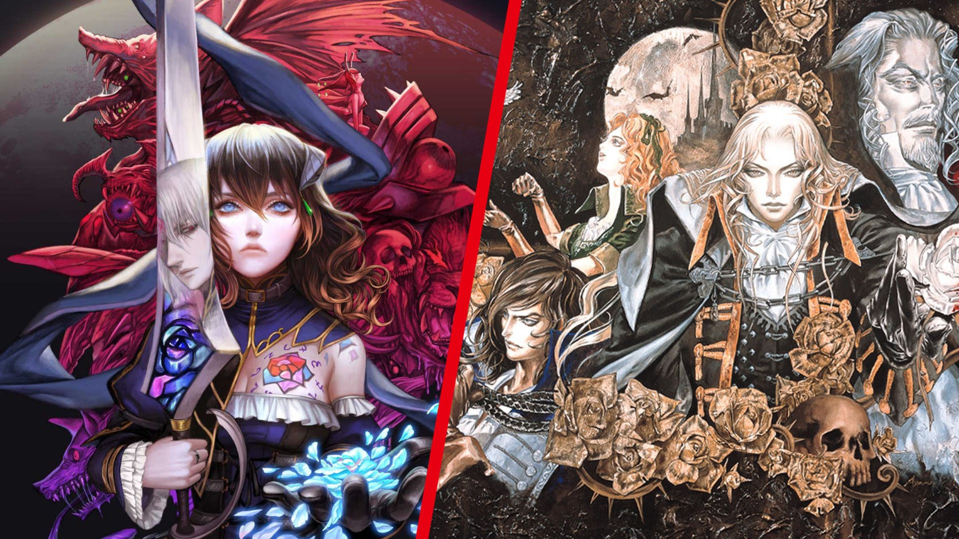 Can We Talk About Bloodstained S Tribute To Castlevania Symphony