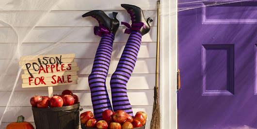 40 Easy Halloween Decorations - Spooky Home Decor Ideas for Halloween