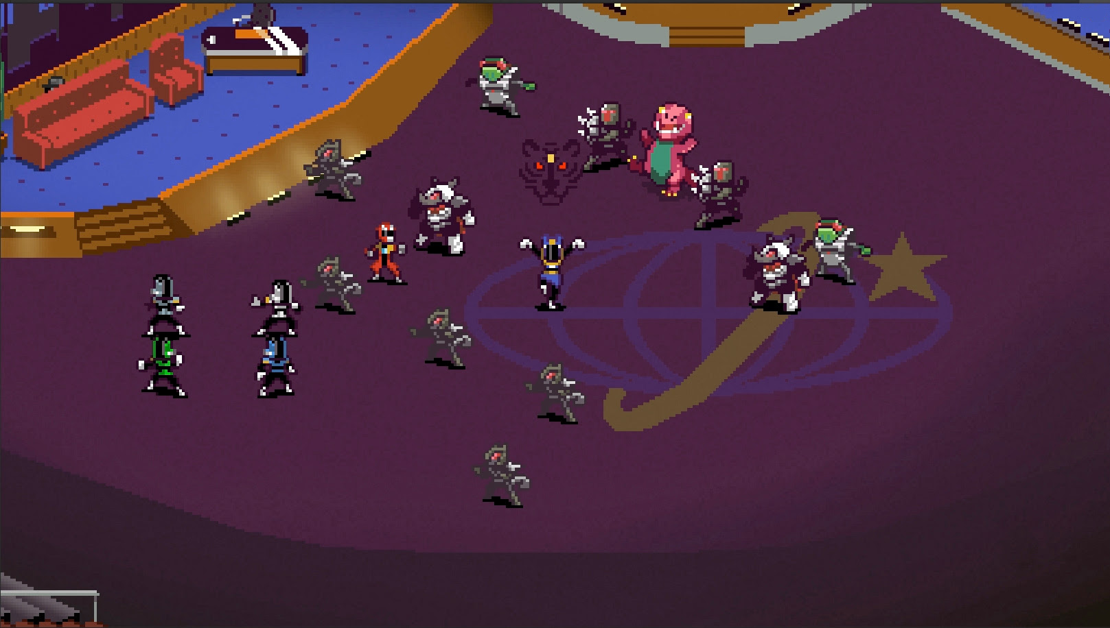 Free 'director's cut' update coming to Chroma Squad screenshot