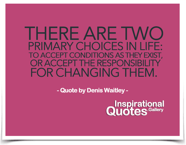 50+ Inspirational Quotes About Choices In Life