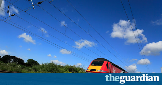 Solar-powered trains are closer to reality than we might think | Guardian Sustainable Business | The Guardian