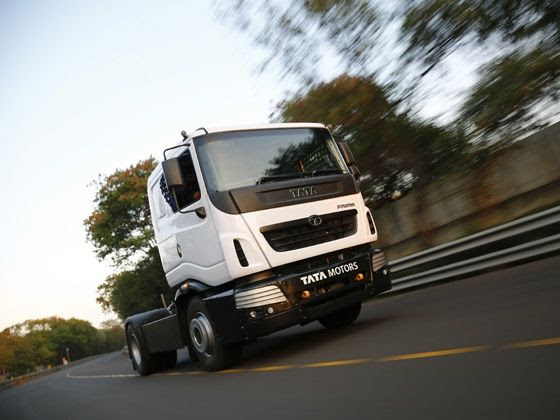 The Tata T1 Prima Race Truck can hit 130kmph mark now