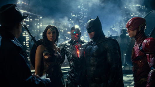 Justice League movie review » Film Racket Movie Reviews