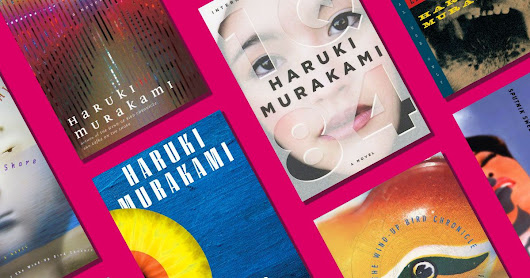 Haruki Murakami Book Covers: The Stories Behind Them