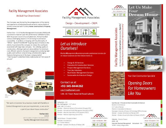 "Design & Construct Your House "" with Relax Mind & within Your Budgets"""
