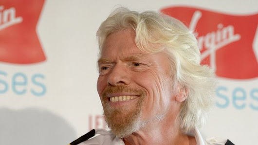 Are you a 'disruptive talent' like Sir Richard Branson? - BBC News