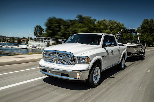 1.4 Million Ram Trucks Recalled Due To Tailgate Fault