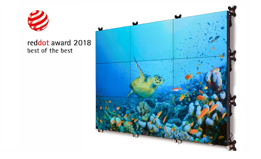 Revolutionizing the LCD video wall experience - Barco